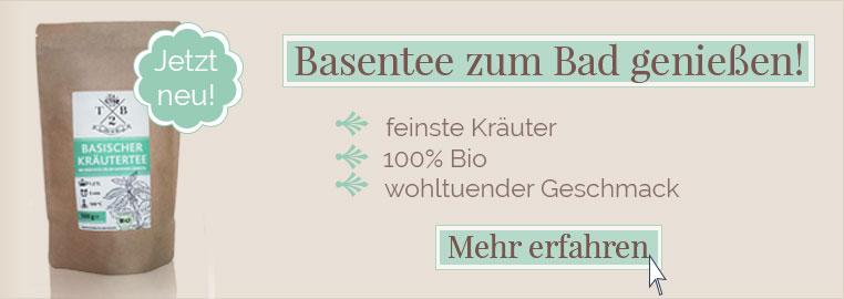Basentee Rezept Tipps Zum Basischen Tee Selber Machen